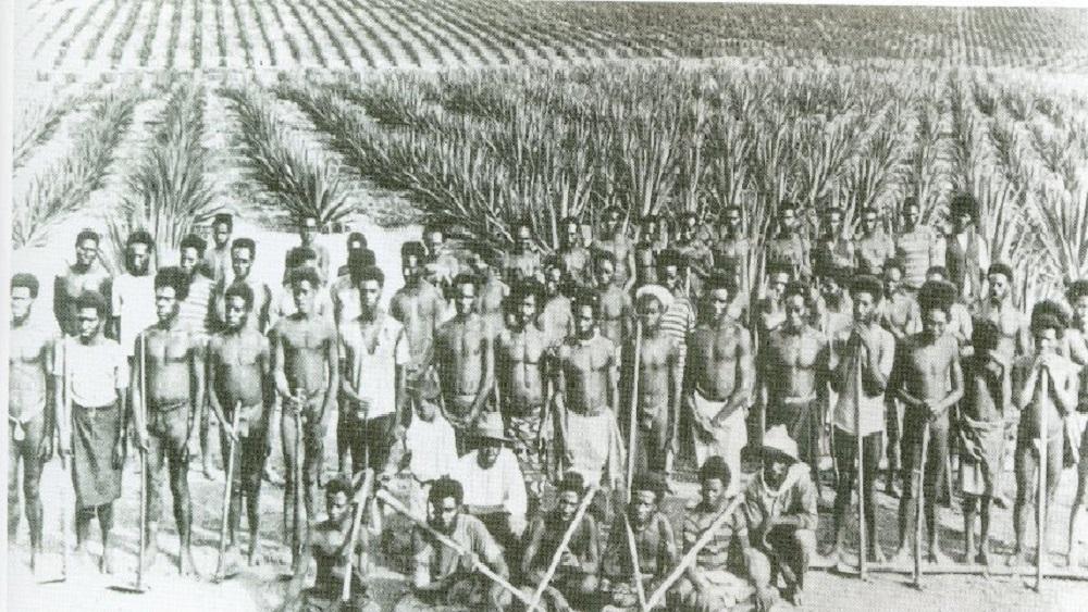 Ropstvo u Australiji