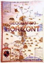 Geografski horizont